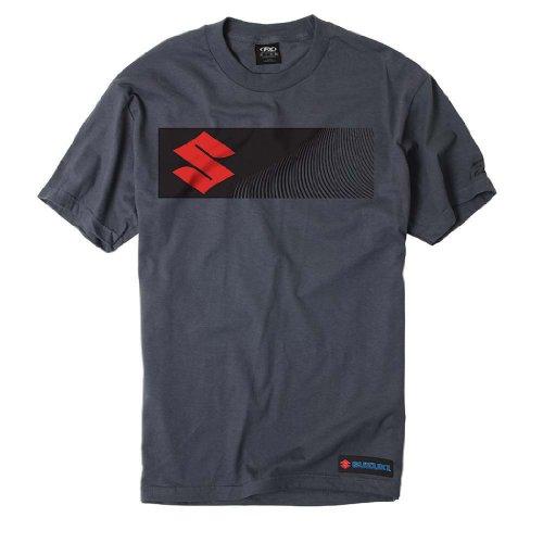 Factory Effex 16-88420  Suzuki 'S' Bar T-Shirt