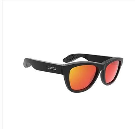 QYQ Conducción ósea Gafas para Auriculares Gafas de Sol ...