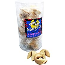 Naughty But Nice Adult Fortune Cookies Funny Gag Gifts 28-Count, Kosher and Nut Free