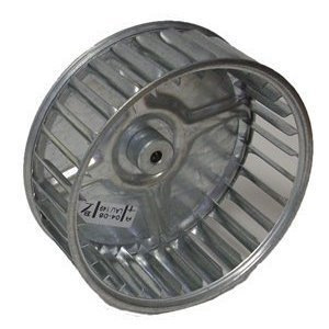 (S16296000 For Broan NuTone Metal Blower Wheel 16296000)