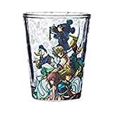 Silver Buffalo Kingdom Hearts Classic 4-Piece Mini