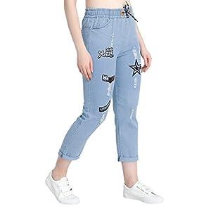 DIMPY GARMENTS Women's Skinny Fit Jeans