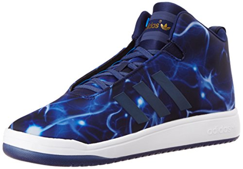adidas , Chaussures de marche nordique pour homme bleu Foncé/bleu 42