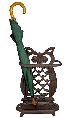 Esschert Design Owl Umbrella Stand