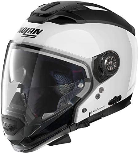 Nolan Herren N70 2 Gt Special N Com Pure White Xl Helmet Auto