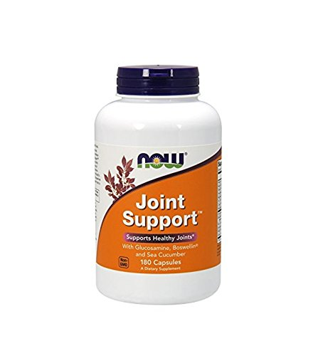 NOW  Joint Support, 180 Capsules (Foods Joint Support)
