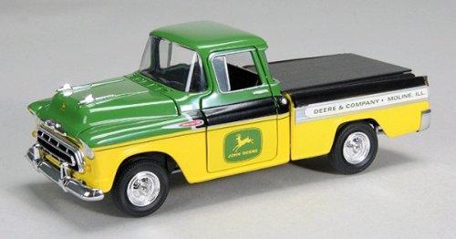 Spec Cast 78231 John Deere 1957 Chevy Cameo Pickup ()