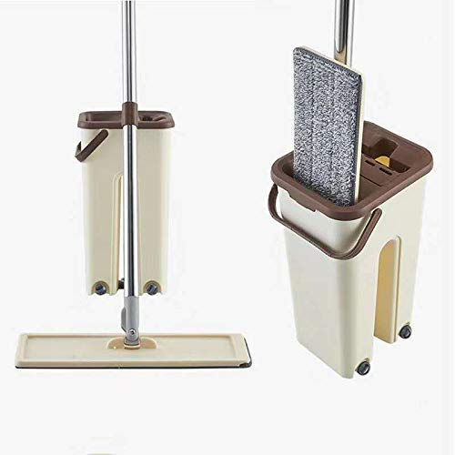 Best Mop with Bucket System with 360 degree Spin India 2021