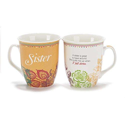 Mug Set For Two – Sisters