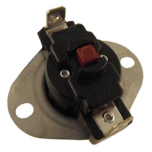 Adjustable Snap Disc Limit Control - Supco Thermostat, Adjustable Limit, 120/240V - SHM180