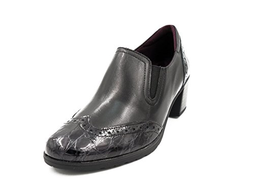 PITILLOS Women's Shoes Black VYPPpX7g