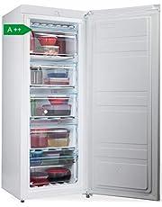 PremierTech Congelatore Verticale Freezer 153 litri -24°gradi A++ 4**** Stelle 5 Cassetti PT-FR153