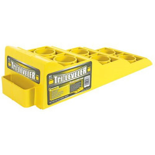 Camco 44573 Yellow Tri-Leveler