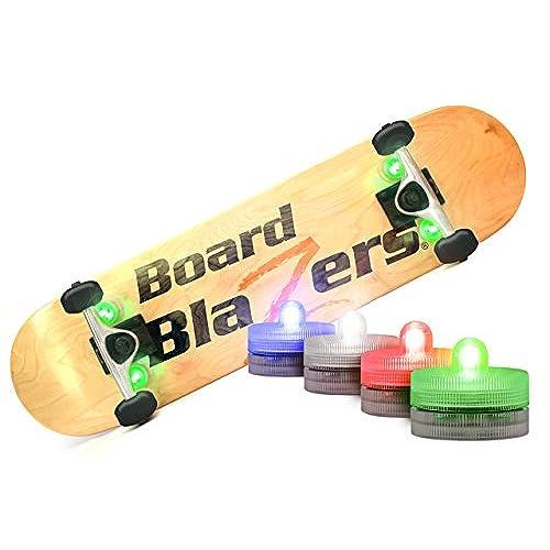 Board Blazers The Original LED Underglow Lights For Skateboards,  Longboards, Self Balancing Scooters U0026 Kick Scooters