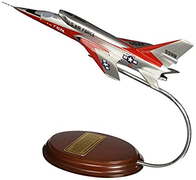 Mastercraft Collection North American F-107 USAF Air Force Fighter Bomber Aircraft Airplane Plane Jet Model Scale: 1/61