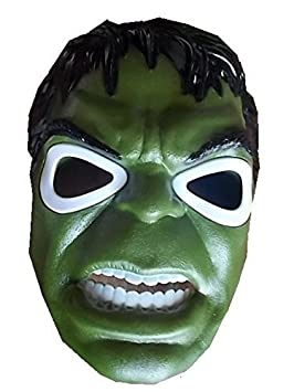 Nuevo Hulk Man Máscara con iluminación LED para niños