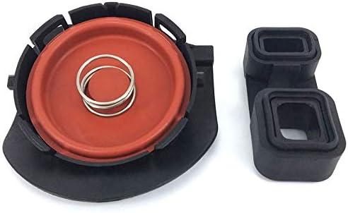 Cimoto PCV Valve Cover Repair Kit with Membrane for 02-19 Cooper 207 EP6 VTI 11127646554