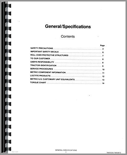 Read Online Allis Chalmers 5230 Tractor Service Manual pdf