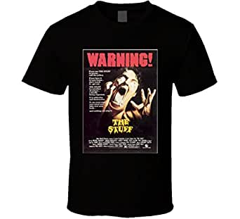 amazoncom the stuff 80s cult classic horror movie t