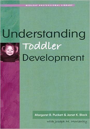 Book Understanding Infant Development (Redleaf Professional Library) by Margaret B. Puckett (2007-04-01)