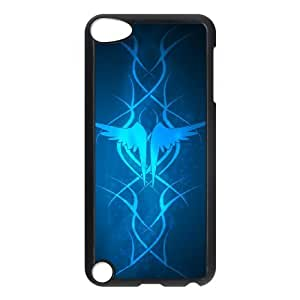Custom Phone Case with Light Image On The Back Fit To iPod Touch 5