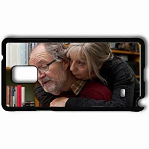 Personalized Samsung Note 4 Cell phone Case/Cover Skin Another year jim broadbent tom ruth sheen gerri Movies Black WANGJING JINDA