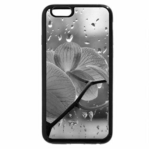 iPhone 6S Plus Case, iPhone 6 Plus Case (Black & White) - orchis