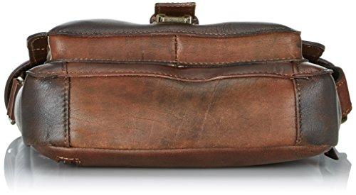 JOST Messengerväska, 26 cm, Cognac 2440-007