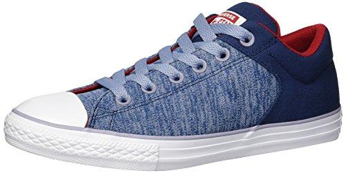 Converse Kids Street Heather Canvas Slip on Sneaker