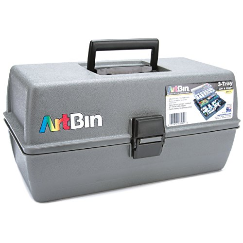 ArtBin 8413 Upscale Tool Box W/Metal Links, ()