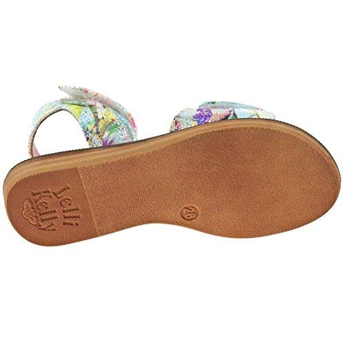 Rosa Adjustable Strap Fantasia Mariele UK Kelly 31 Sandals Lelli 12 5 AC02 LK5514 wnZgqIYY1B