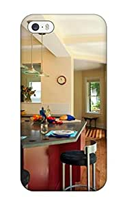 Faddish Phone Red Kitchen Island Case For Iphone 5/5s / Perfect Case Cover