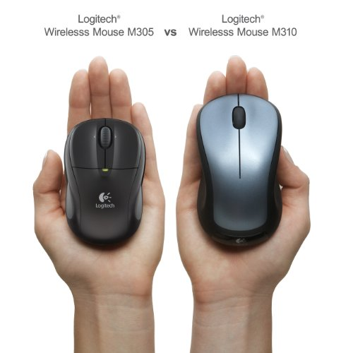 Amazon. In: buy logitech m305 wireless mouse (black) online at low.