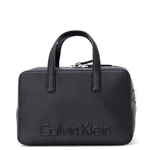 CALVIN KLEIN K60K604006 FEMME DUFFLE SAC EDGE Black PPdFwrvqa