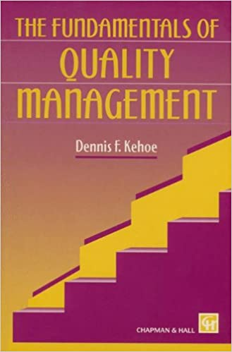 Como Descargar En Utorrent The Fundamentals Of Quality Management Epub Gratis