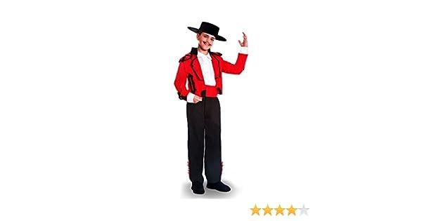 Disfraz de Cordobés para niño: Amazon.es: Juguetes y juegos