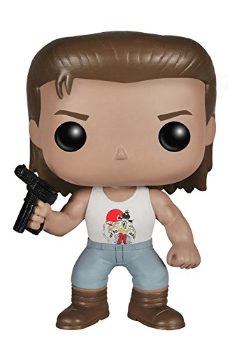 Funko POP Movies: Big Trouble in Little China-Jack Burton Action Figure from Funko