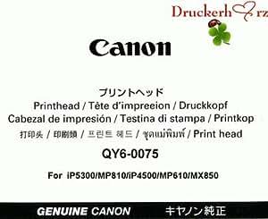 Canon PrintHead - Cabezal de impresión para Canon Pixma ip5300