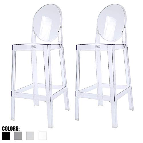 (2xhome - Set of Two (2) - Clear - 30