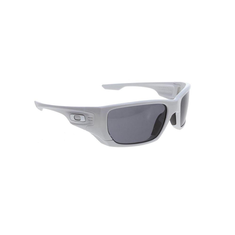 Oakley Unisex MPH Style Switch Polarized White/Grey