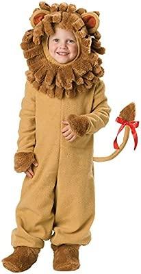 Disfraz de León para niño -Premium - De 3 a 4 años: Amazon ...