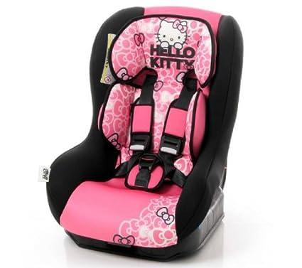 TEAM TEX Driver Hello Kitty - Silla de coche grupo 0+/1 ...
