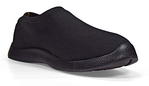 SoftScience The Tradewind Men's Slip On Athleisure Shoes - Black, Size 11