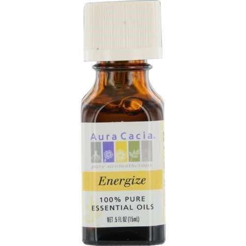 Aura Cacia Essential Oils Energize