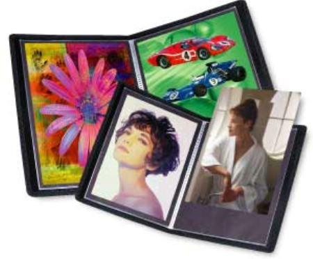 Itoya Art portfolio Presentation and Storage Book (ITYEV1212) by ITOYA