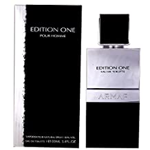 ARMAF EDITION ONE 3.4 EAU DE TOILETTE SPRAY FOR MEN by Armaf