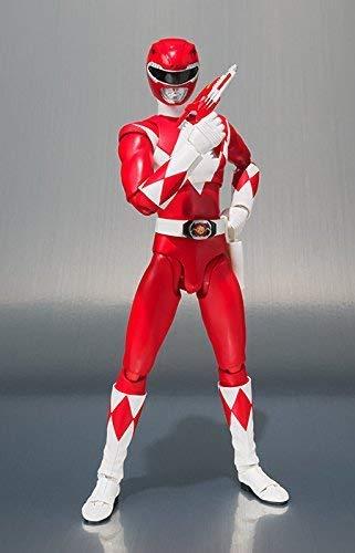 Power Rangers 2018 Saban's Event Exclusive S.H. Figuarts Red Ranger (Rangers Sh Figuarts Power)