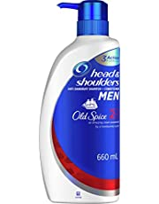Head & Shoulders Old Spice 2-in-1 Anti Dandruff Shampoo and Conditioner, 660 ml (Pack of 1)