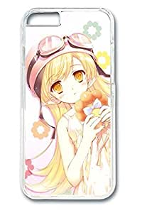Anime Cute Girl 9 Hard Cover For iPhone 5c PC Transparent Cases