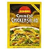 Sun-bird Chinese Chicken Salad Seasoning Mix (24 packets each .87oz)